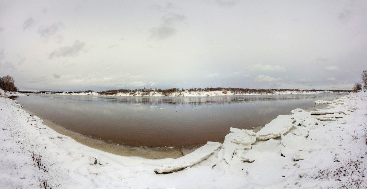 Бескрайняя Волга - Константин
