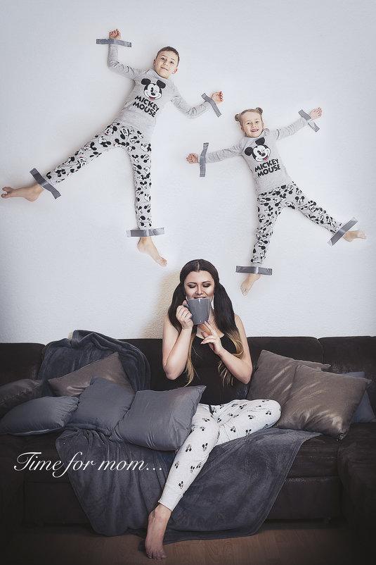 ...time for mom - Anna Schmidt