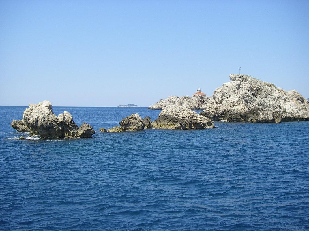 У моря, у синего моря... - Ирина Сивовол