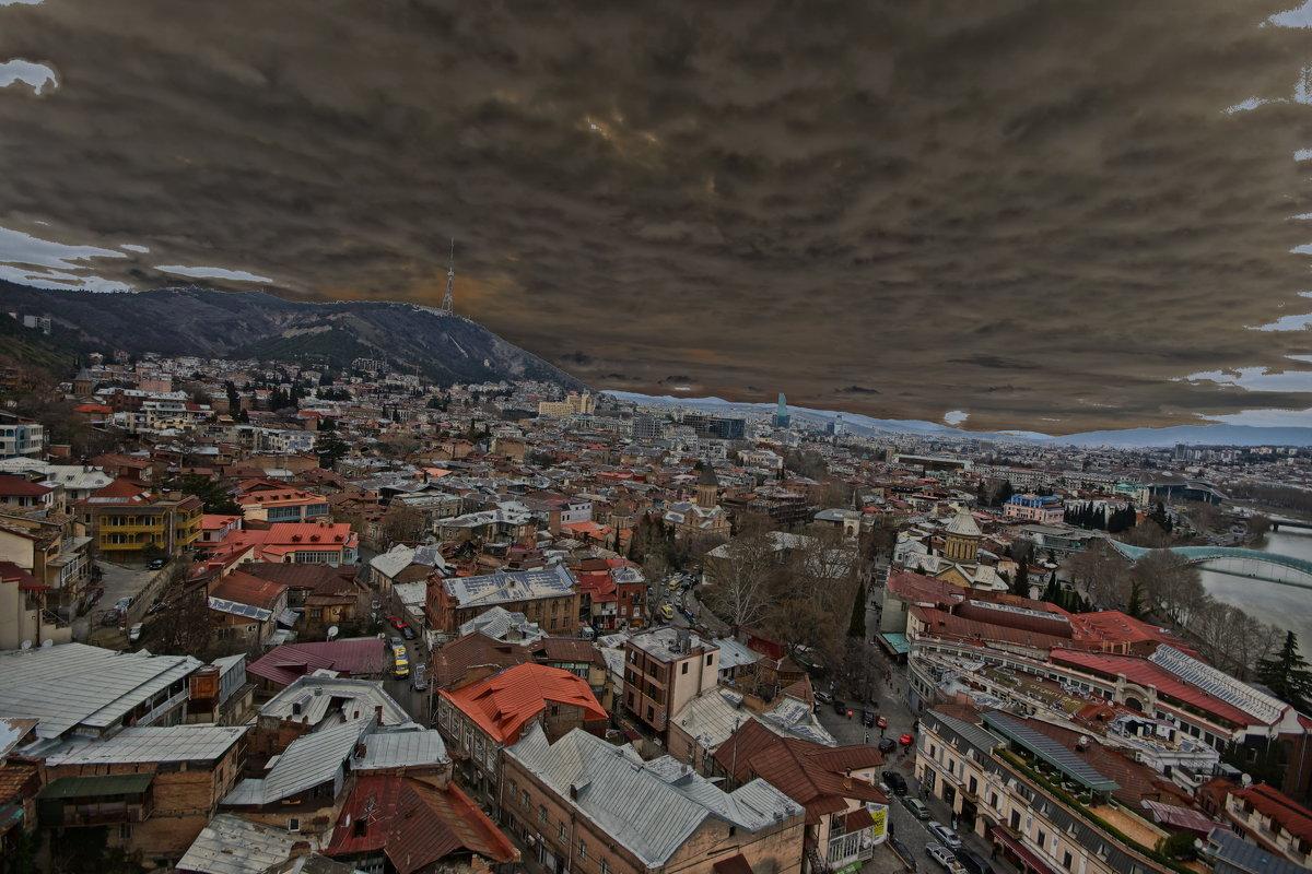 Старый Тбилиси....2018 - Юрий Яньков