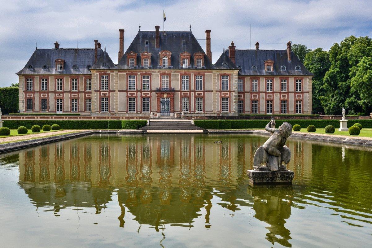 замок де Бретейль (chateau de Breteuil) - Георгий А
