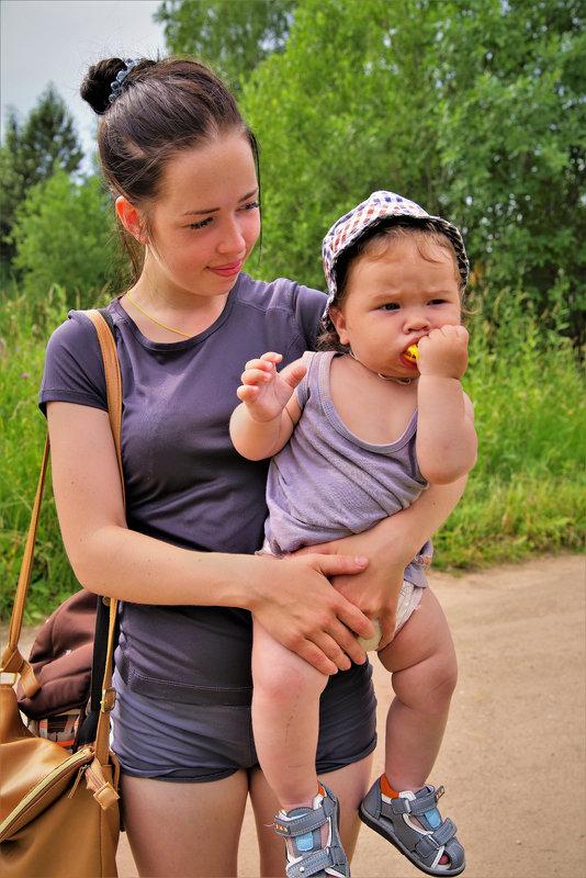 Материнство - Валерий Талашов