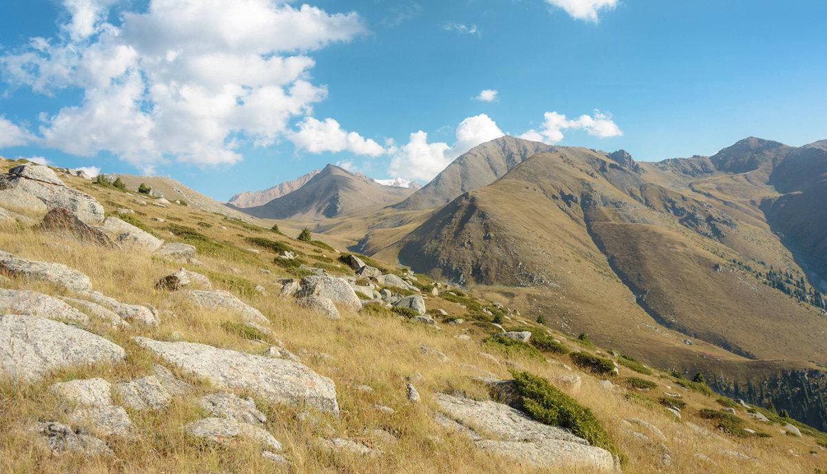 Хорошо в горах в такую погоду - Горный турист Иван Иванов