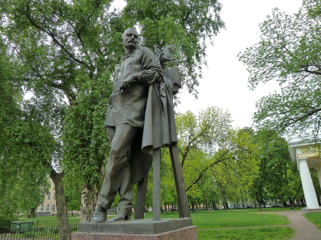 Памятник Петру Карловичу Клодту - Наталья Т