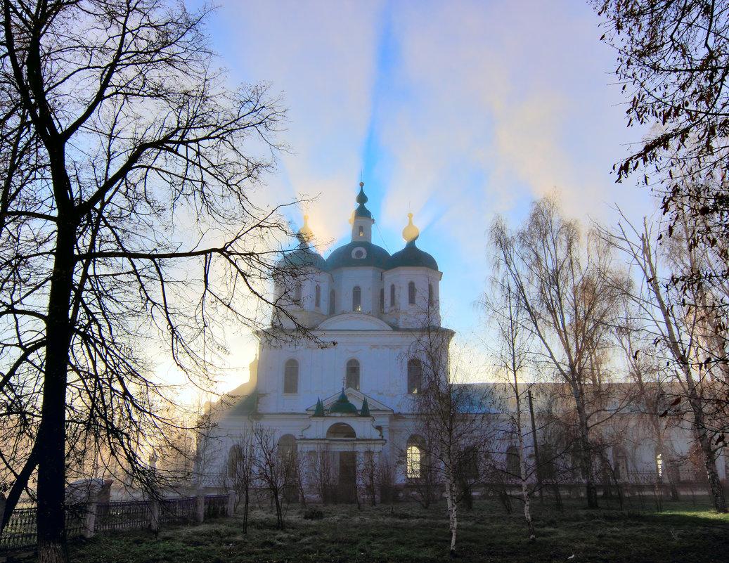 Небесный свет - Алексей Баринов