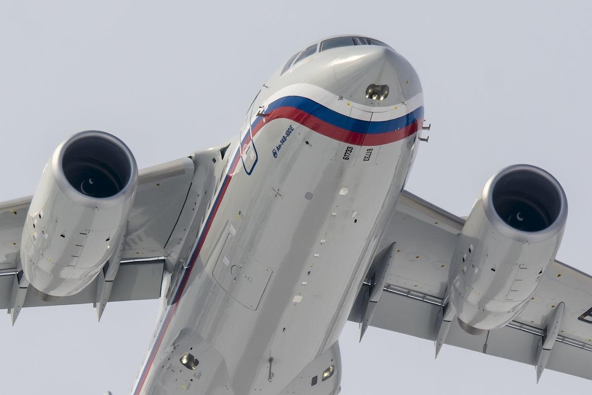Ан-148 - Владимир Сырых