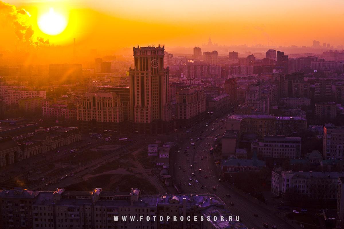 Морозная Москва - kirill