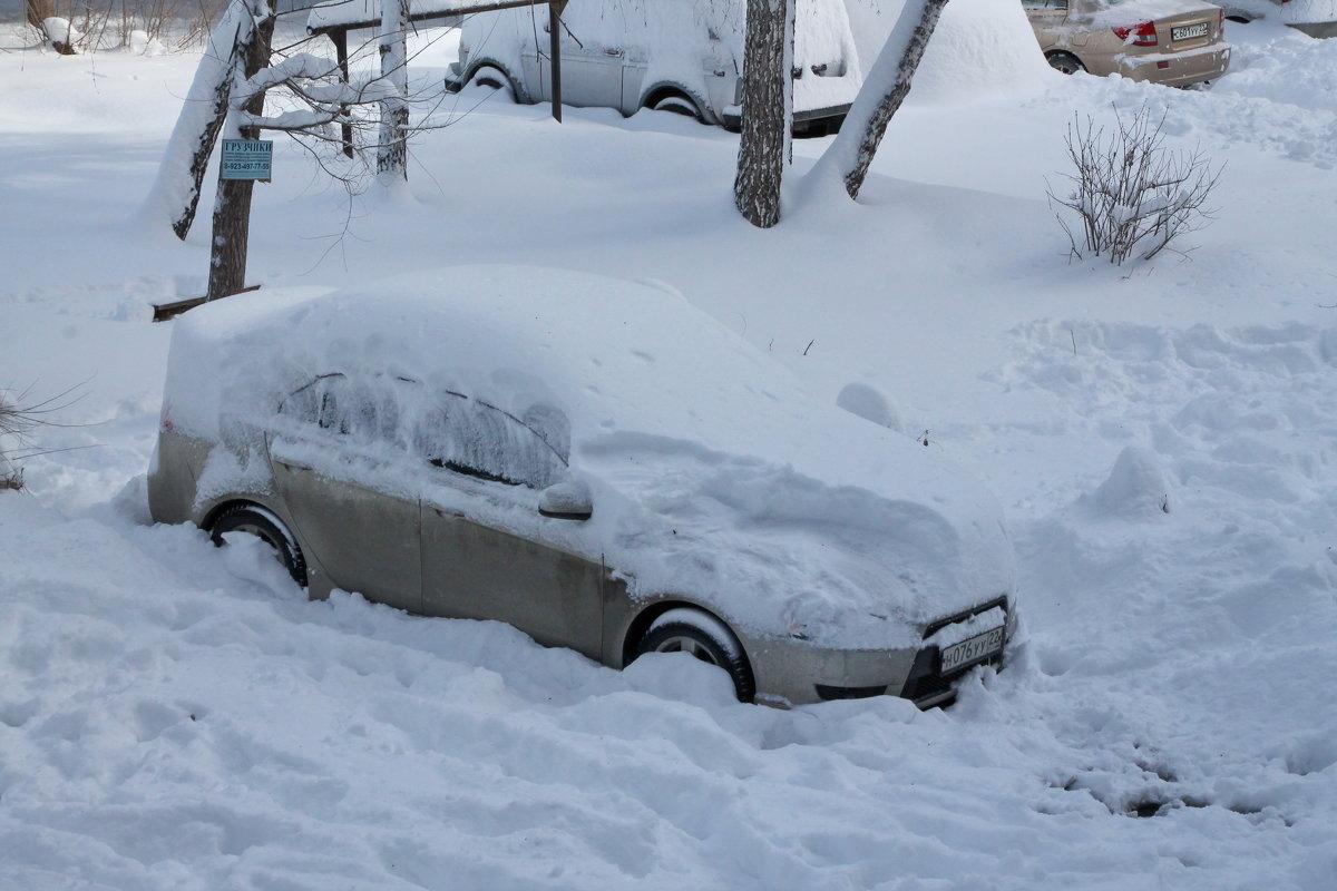Мартовский снег - Олег Афанасьевич Сергеев