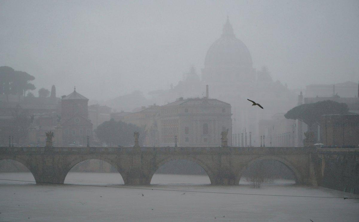 Дождь над Вечным городом - Елена Жукова