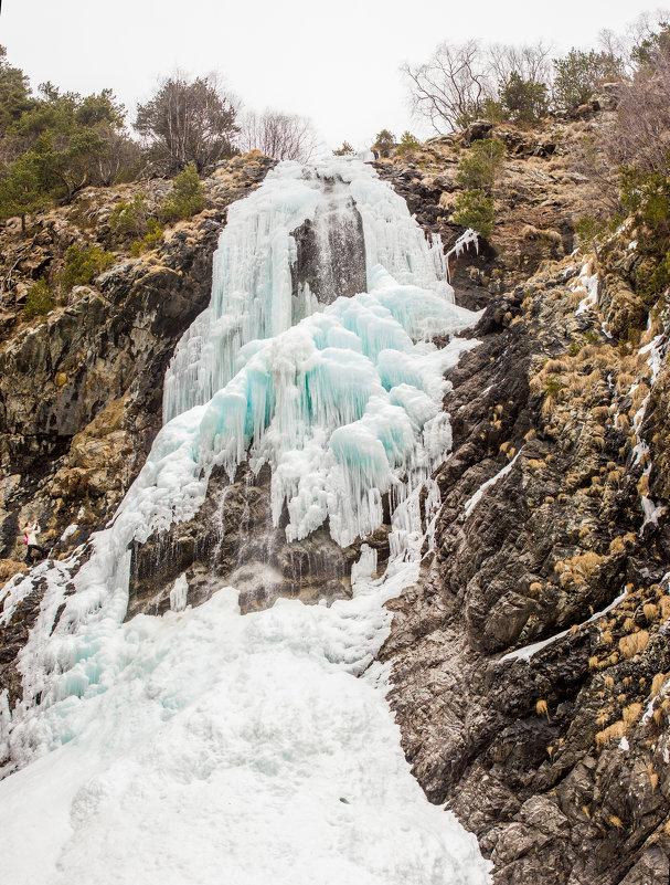 водопад Буравидон IMG_0986 - Олег Петрушин