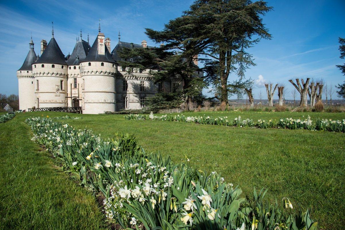 замок Шомон-сюр-Луар (chateau de Chaumont-sur-Loire) - Георгий