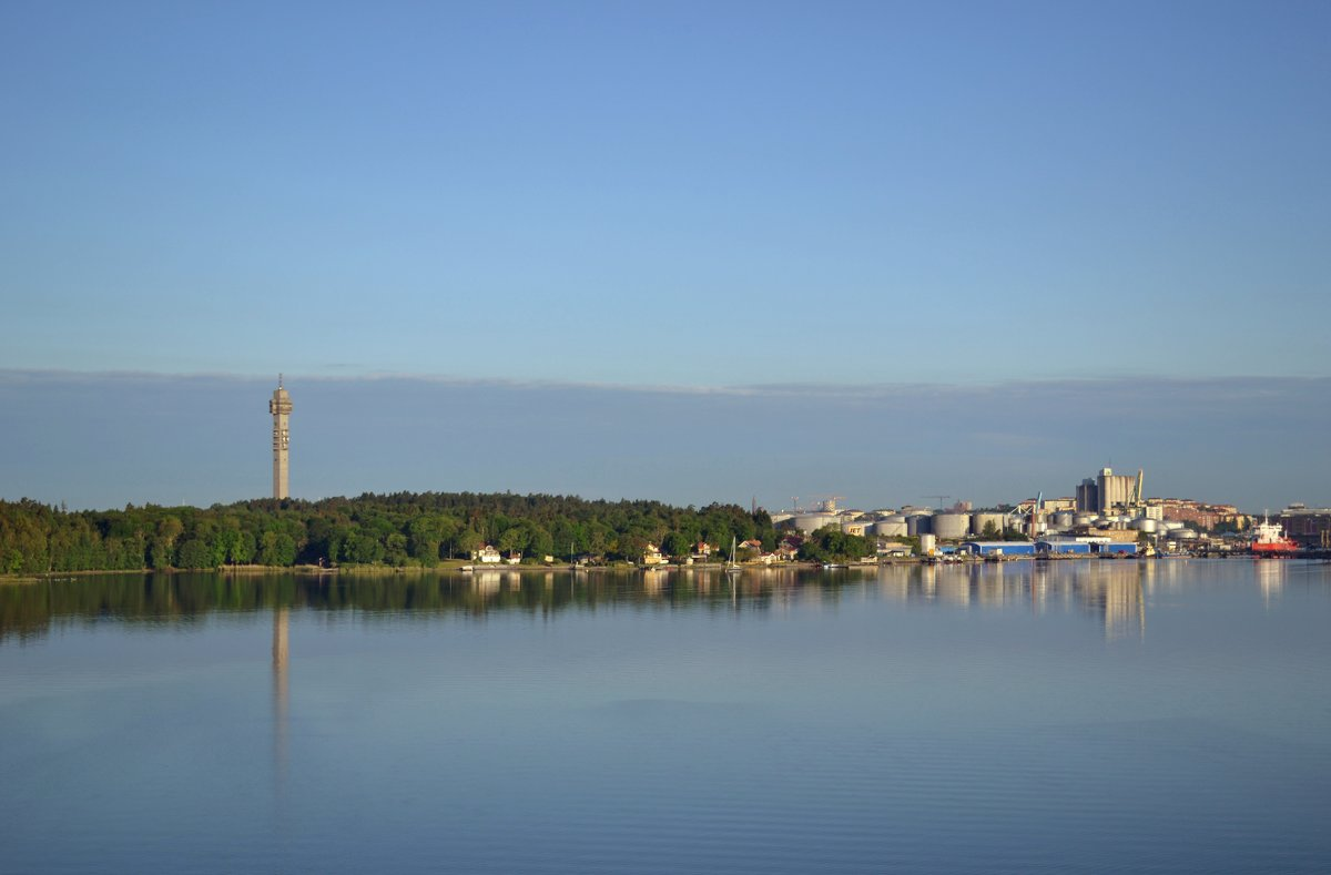 Утро Стокгольма - Ольга