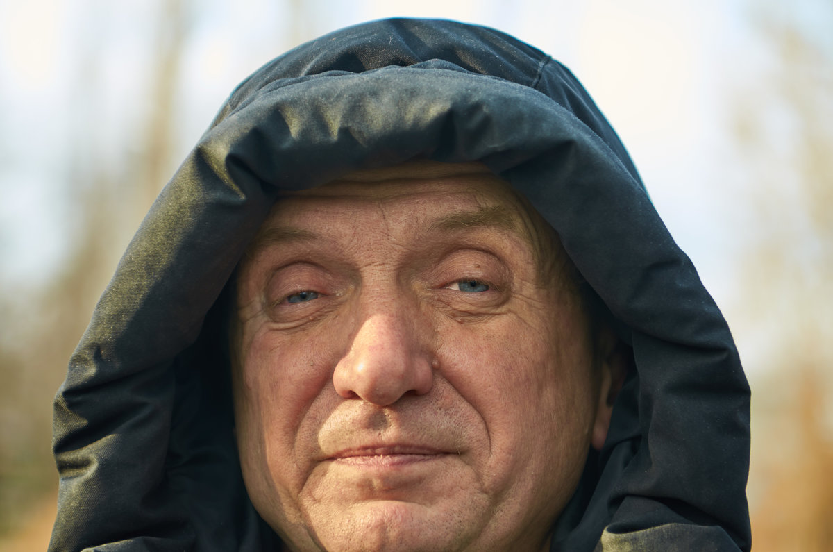 Автопортрет - Константин Бобинский