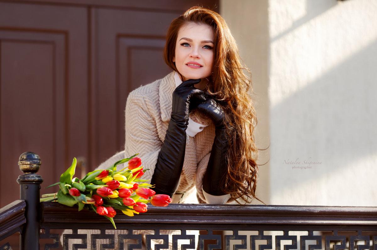 Весна в душе, весна в воздухе! - Наталья Шигенина
