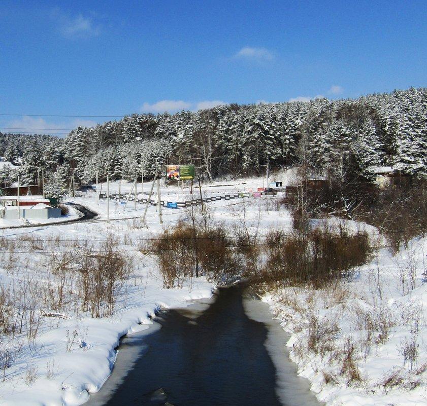 Зима вернулась - Galaelina ***