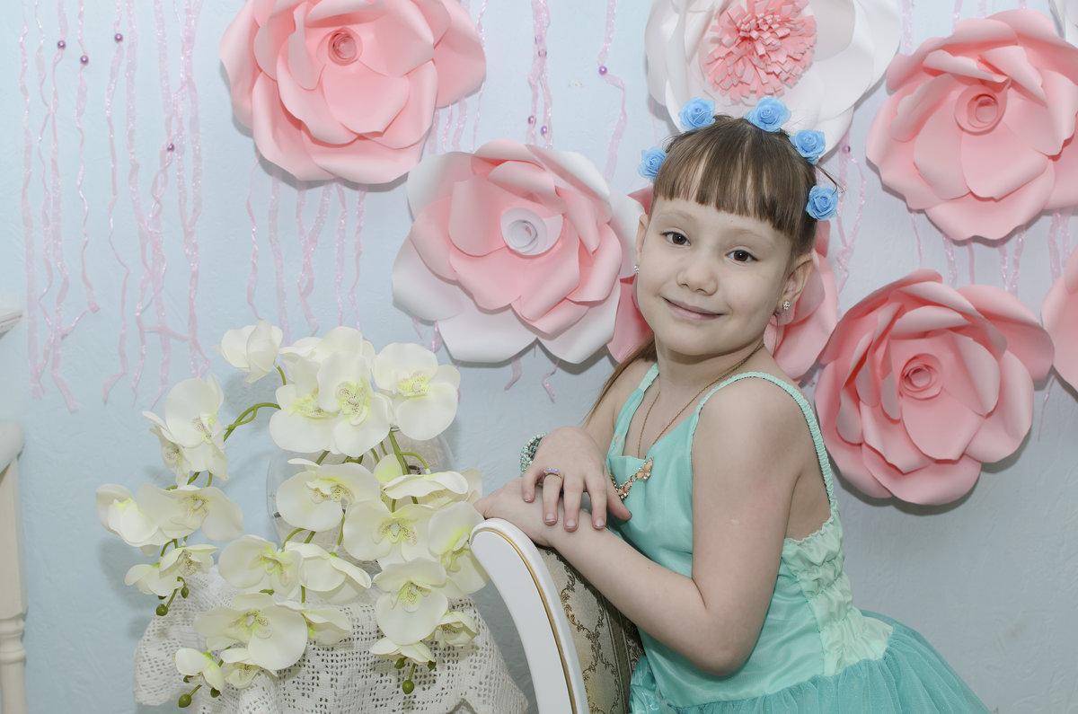 Дашенька - Ольга Русакова