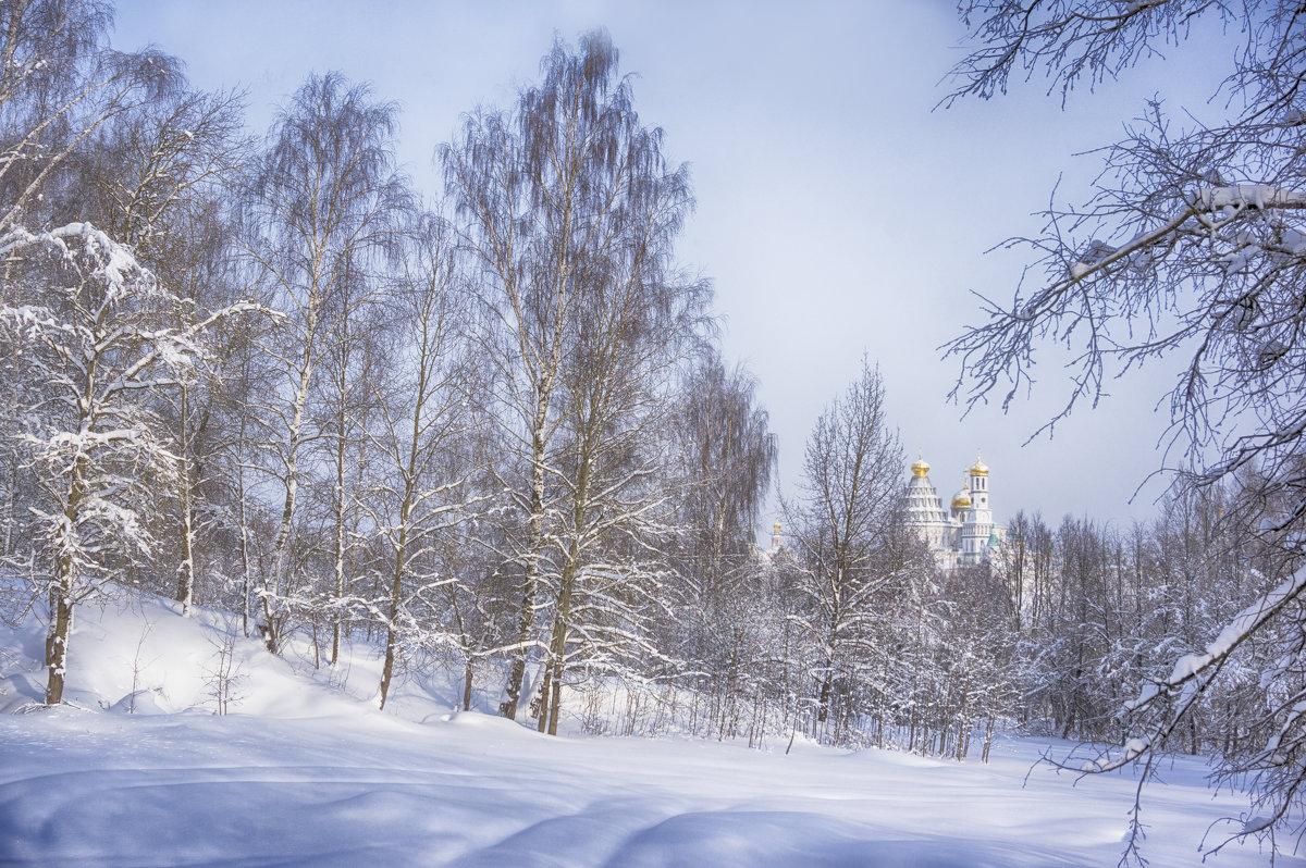 Зимний пейзаж - Natalia