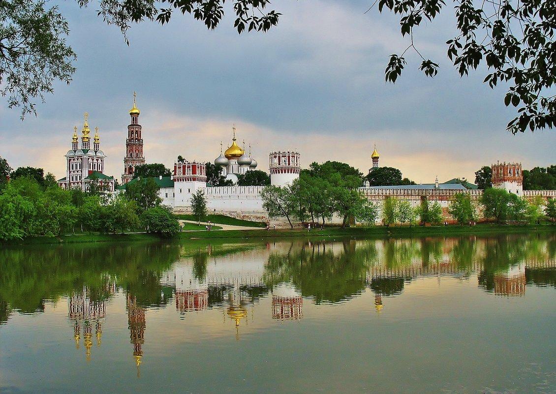 Московский пейзаж - Natali Positive