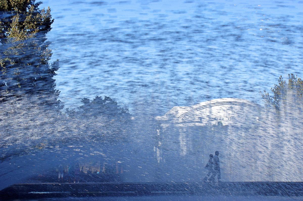 Водная завеса - Mir-Tash