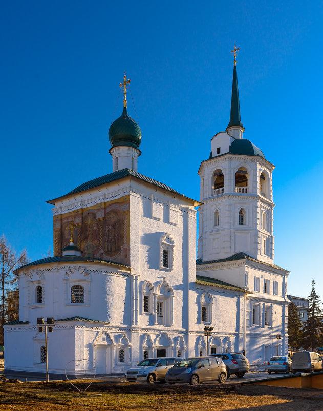 Храм во имя Спаса Нерукотворного Образа - Nikolay Svetin