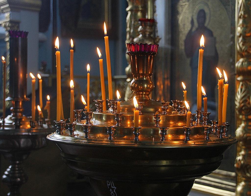 В свечах весны  -  и Вера, и Надежда, и Любовь.... - Tatiana Markova