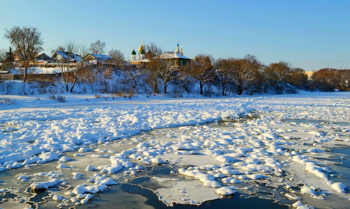 Зимняя зарисовка - Геннадий