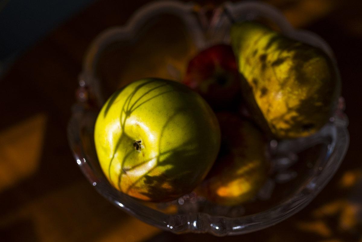 Груши, яблоки - alteragen Абанин Г.