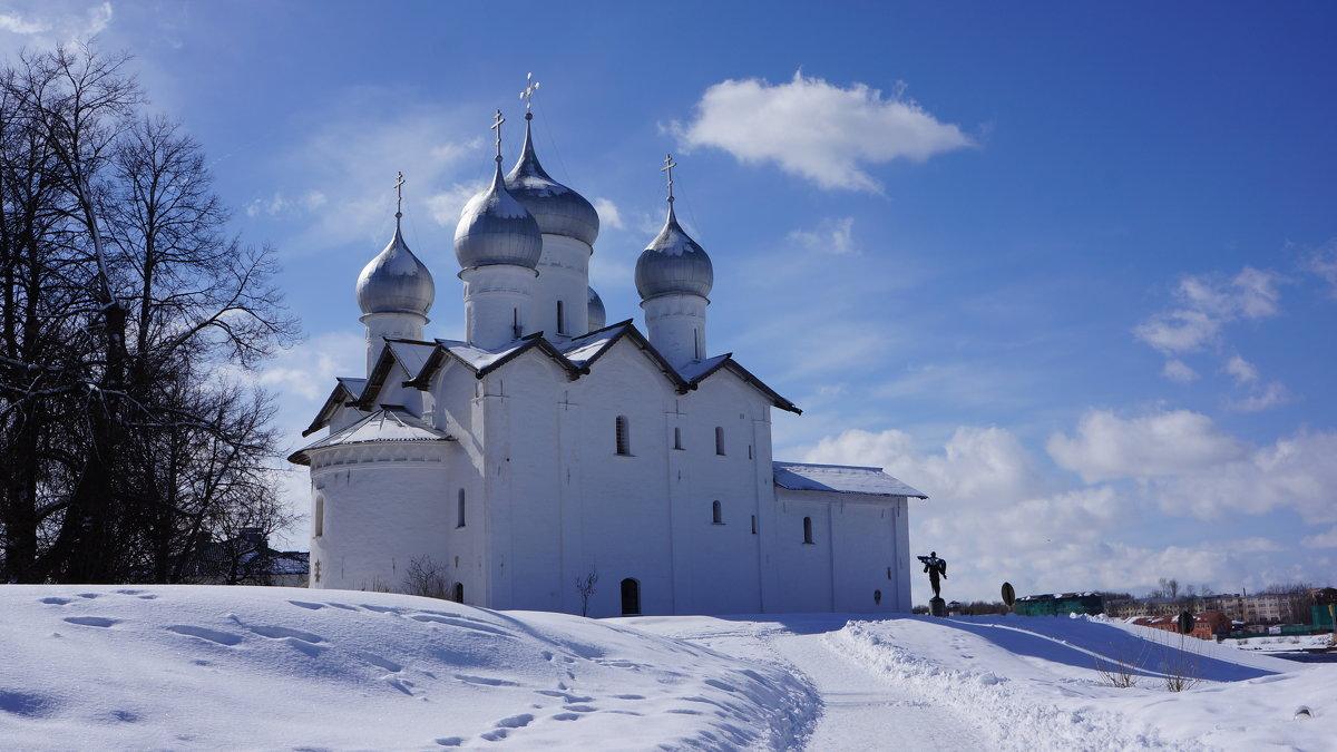 Церковь Бориса и Глеба. - Татьяна Гусева