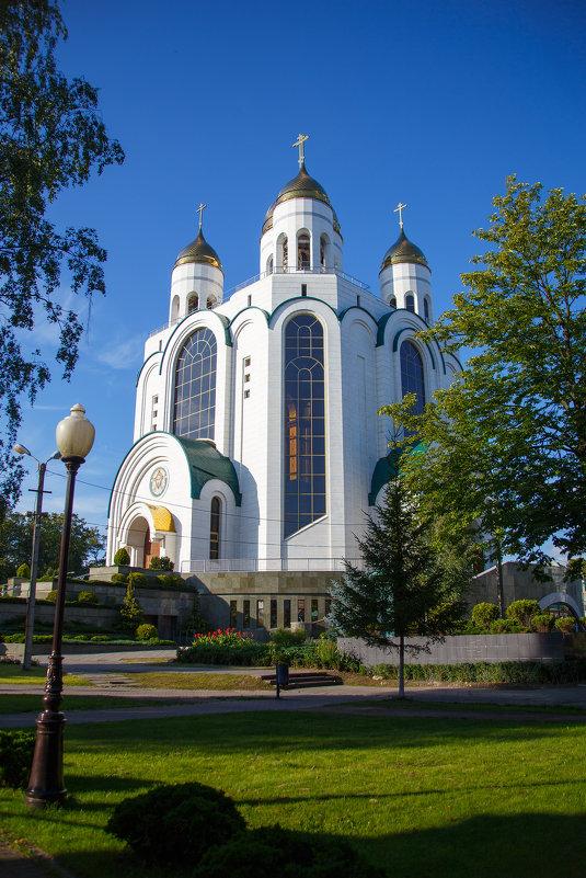 Собор Христа Спасителя, Калининград - Ирина Kачевская
