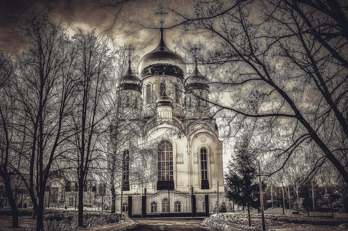 Троицкий собор Тамбова. - Александр Селезнев