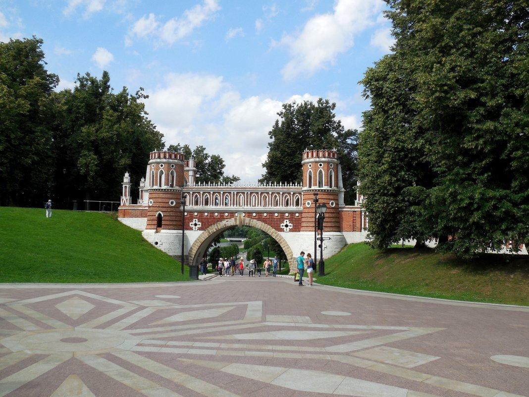 Царицыно. Москва - Надежда