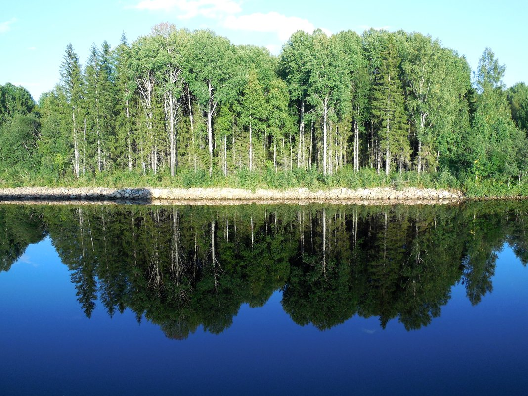 Гляжу в озёра синие... - Надежда