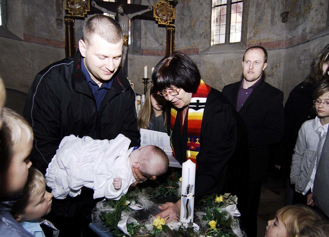 Крещение  внука  Юлиана... - backareva.irina Бакарева