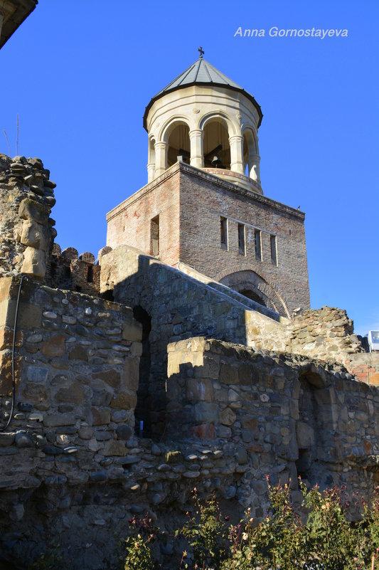 Мцхета — это исторический и священный город Грузии. - Anna Gornostayeva