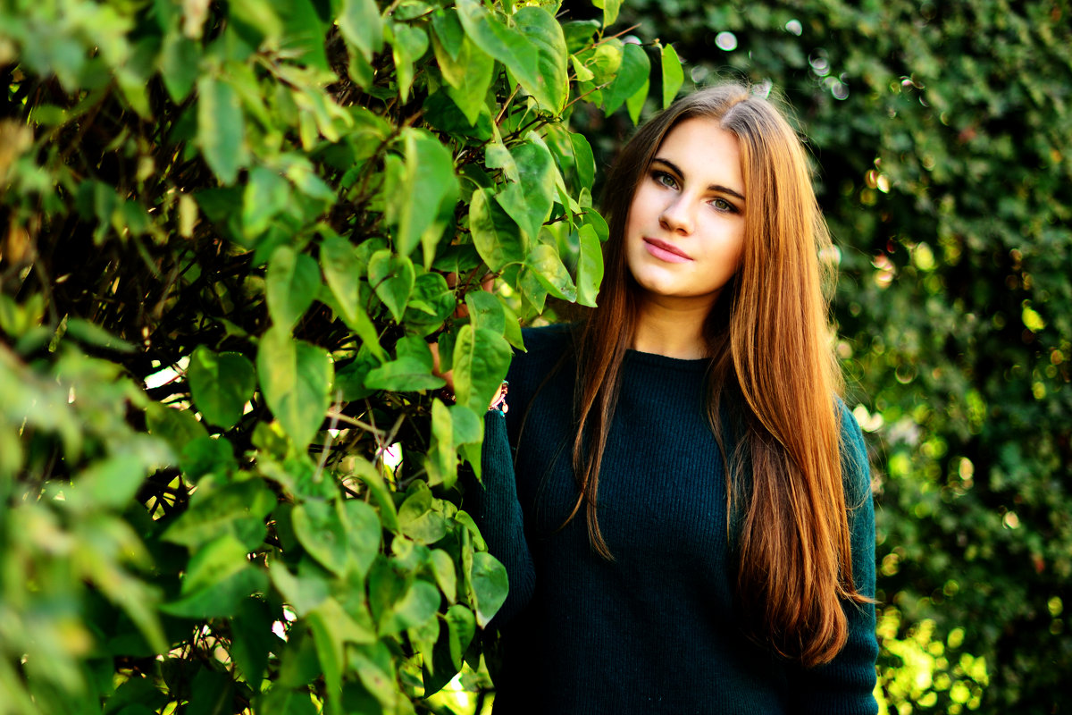 октябрь, 2016 - Анна Селиверстова