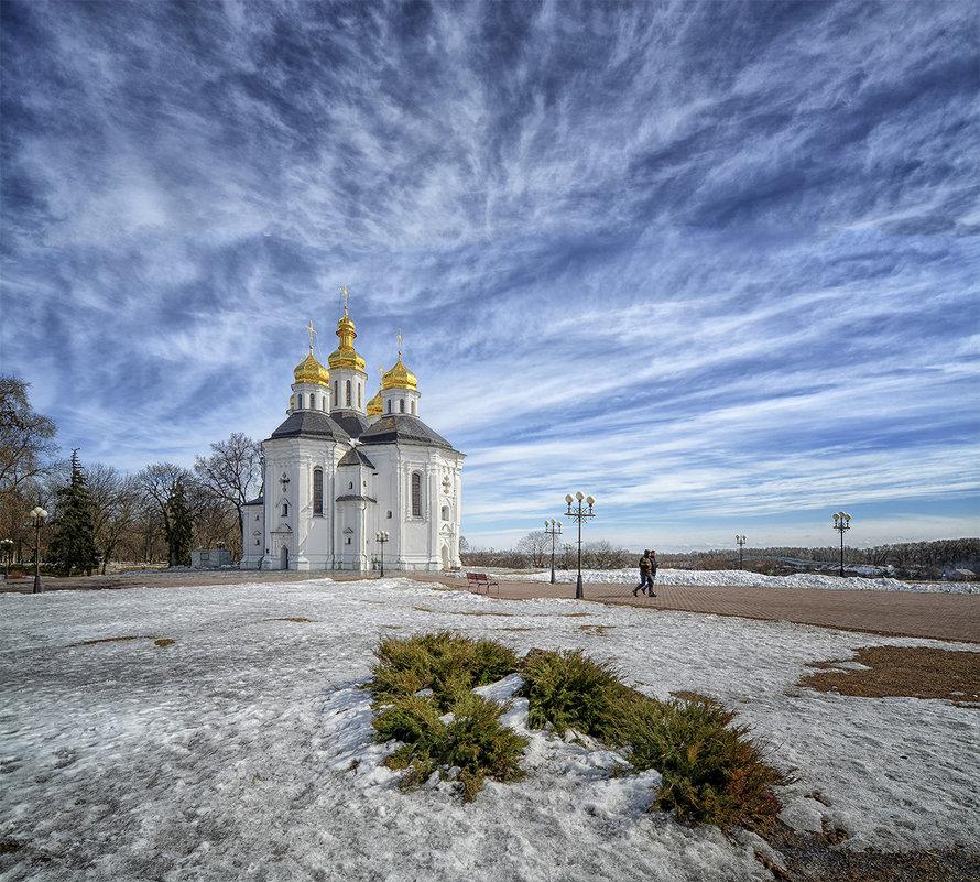 Екатериненская церковь - Александр Бойко