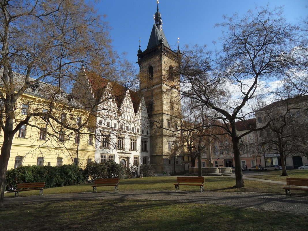 Прага весной - Ирина Л
