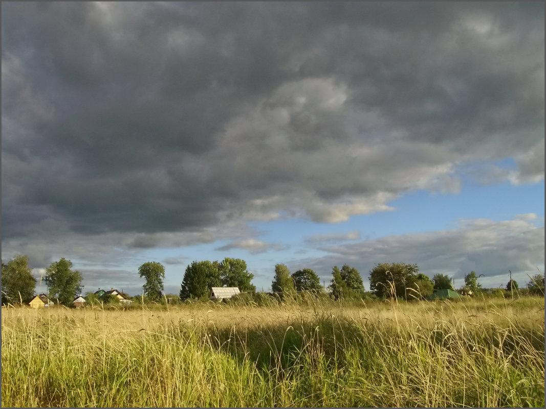 Пасмурный август - lady v.ekaterina