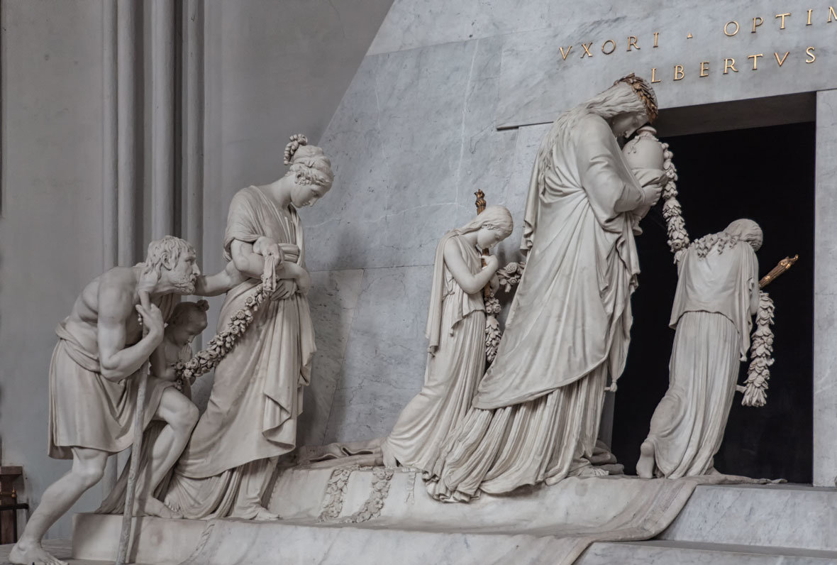 Вена. Церковь Святого Августина. - Надежда Лаптева