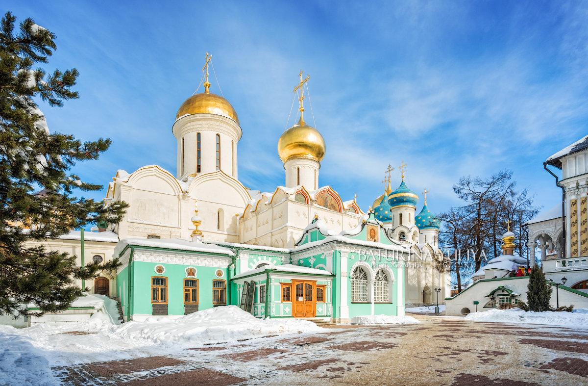 Троицкий собор - Юлия Батурина