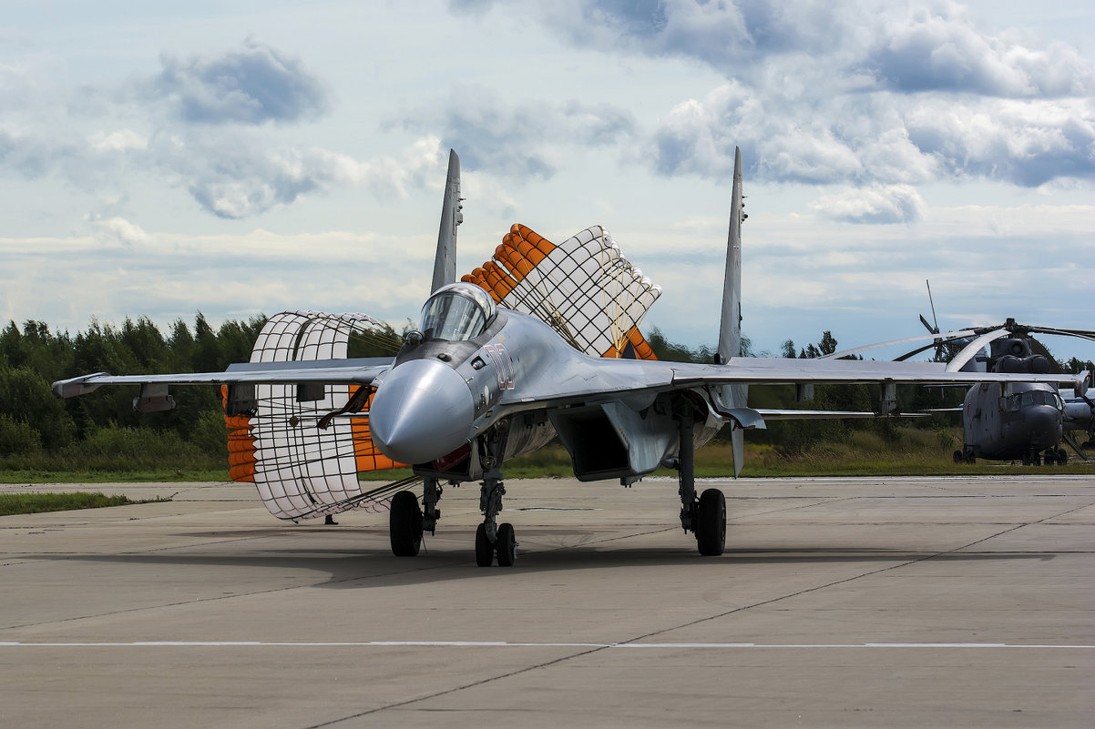 Сухой Су-35С - Владимир Сырых