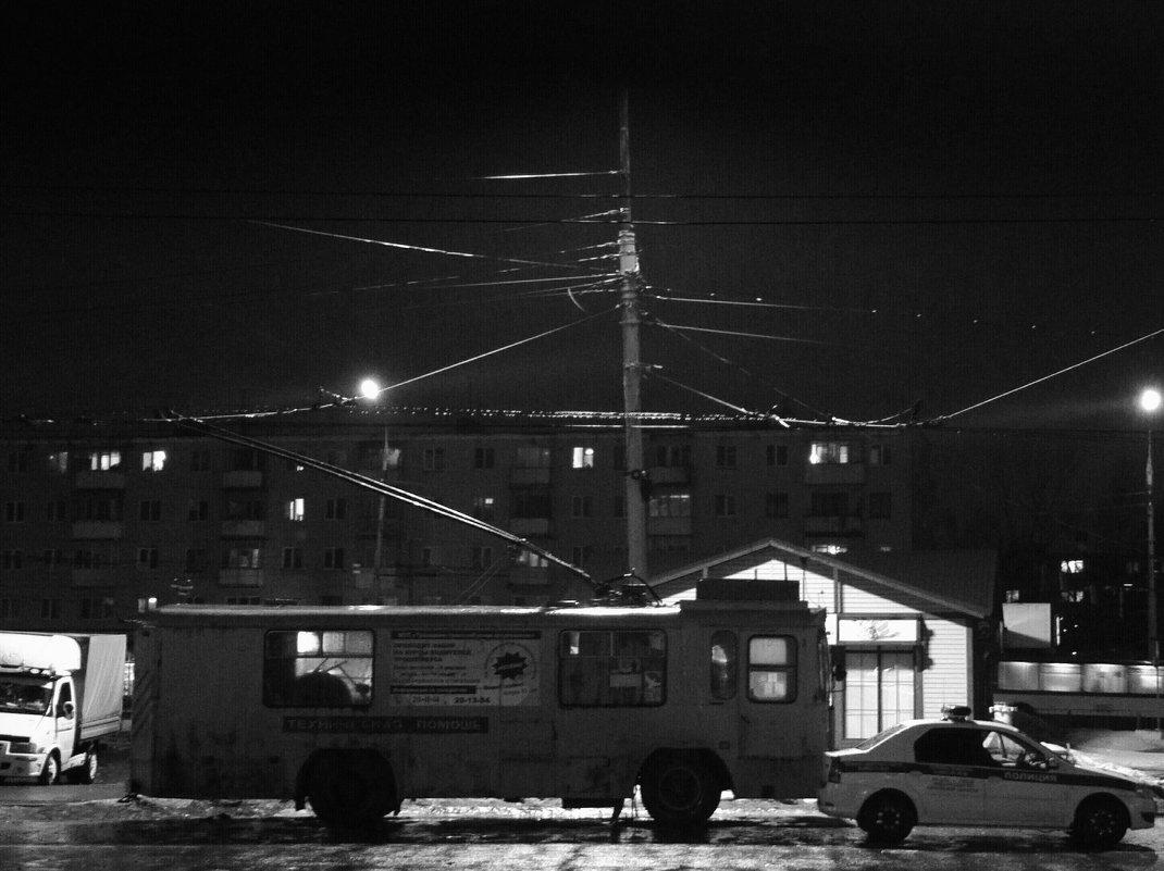 Ночью - Николай Филоненко