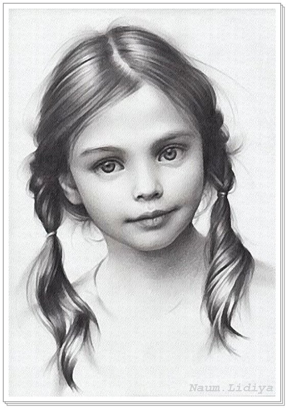 Детская наивность - Лидия (naum.lidiya)
