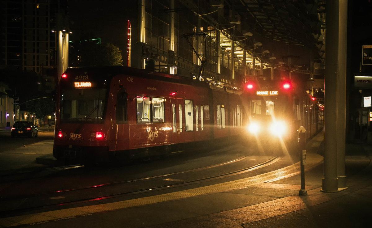 последние трамваи - Александр