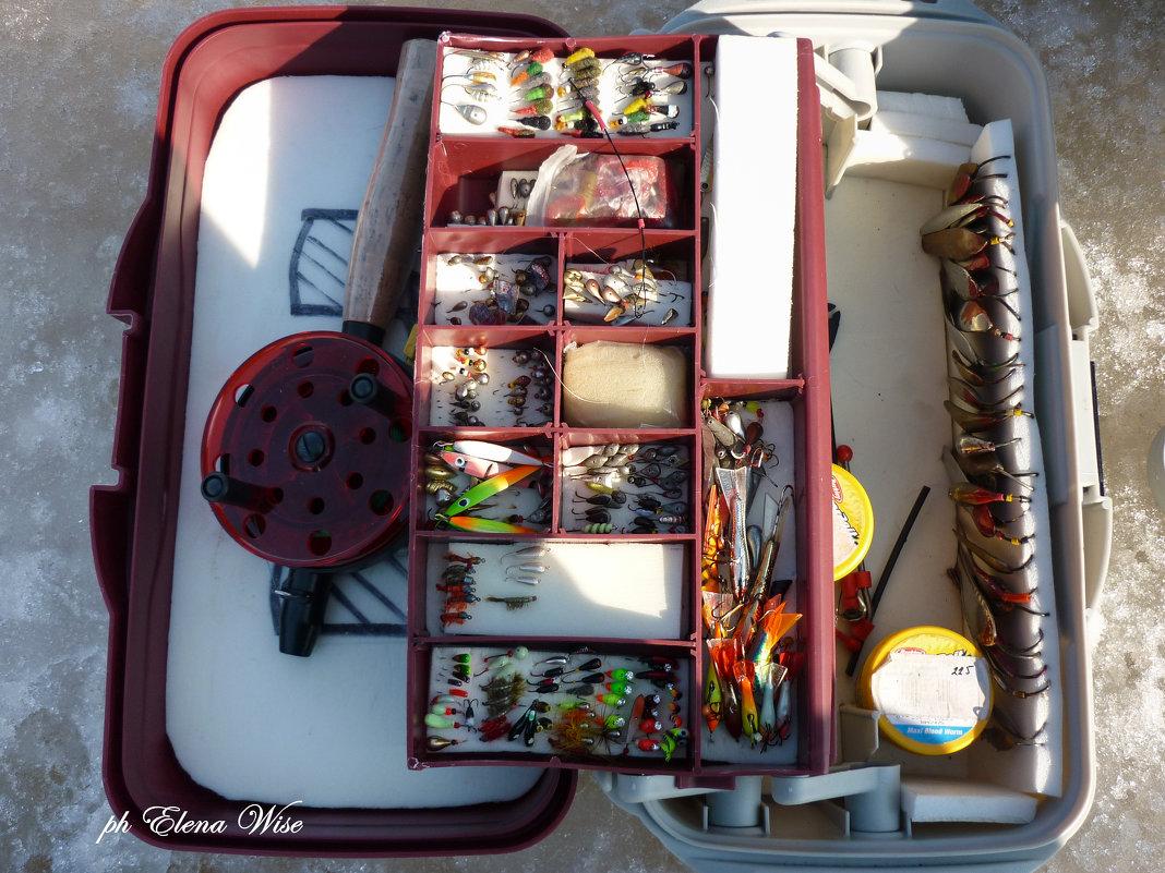 К рыбалке готов! - Elena Wise