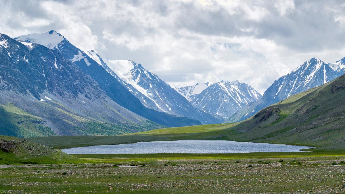Озеро Караколь - Валерий Михмель