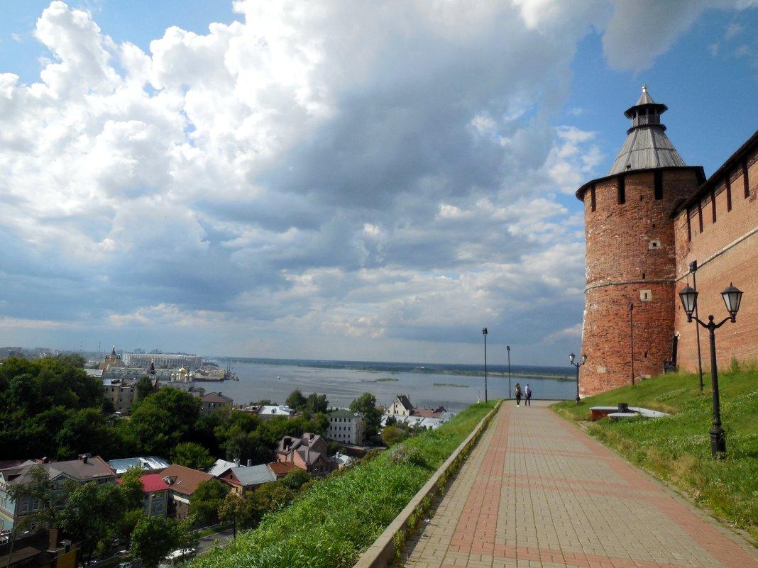 Нижний Новгород. Кремль - Надежда