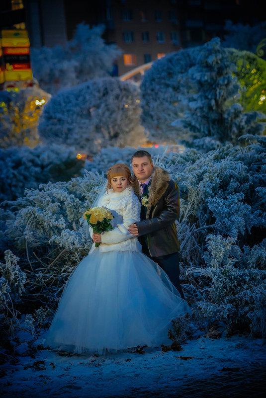 Зимняя свадьба в Курске - Алексей Костюнин