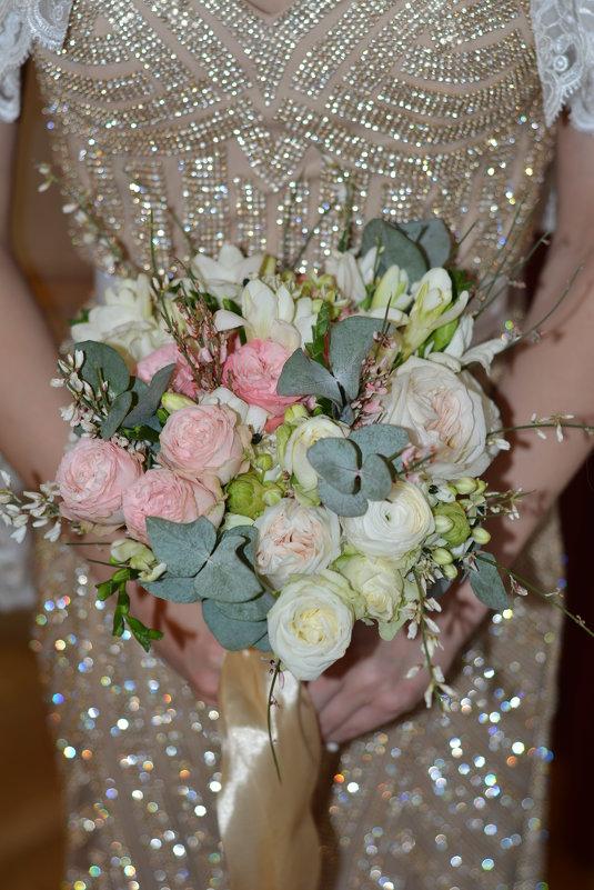 Букет невесты - Елена Строкова