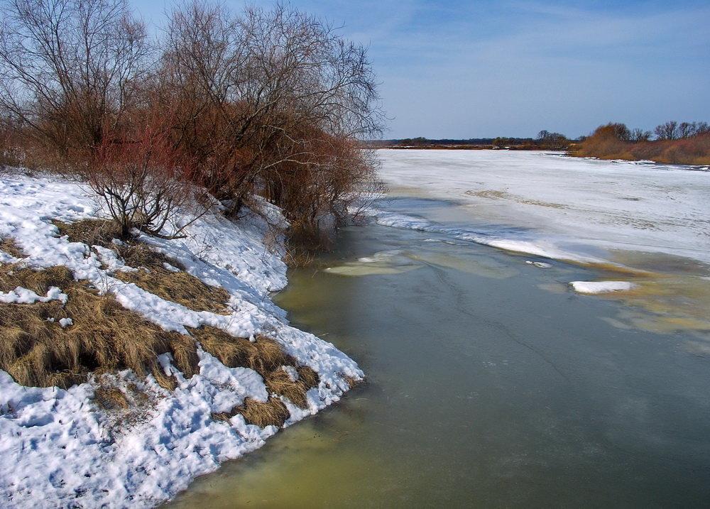 Прибывает ледоходная вода... - Лесо-Вед (Баранов)